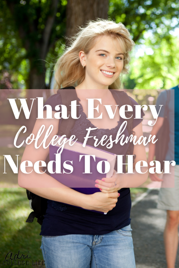 When being a freshman in college is giving you a bit of anxiety, read this guide on what every freshman needs to know to help you get through your year.