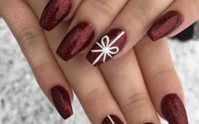 Christmas Nail Designs: 35+ Merry Designs To Recreate