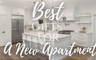 27 Best Gifts for A New Apartment or Home!