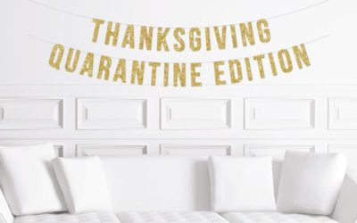 Easy Thanksgiving Decorations: Decorate in Minutes!